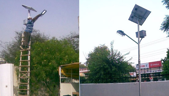 welcome to radha energy cell solar street light manufacture in